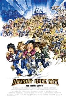 Detroit Rock City 1999 poster