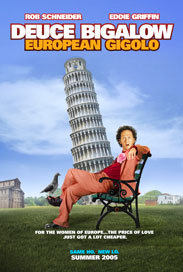Deuce Bigalow: European Gigolo (2005) cover