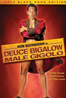 Deuce Bigalow: Male Gigolo (1999) cover