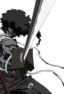 Afro Samurai (2007) cover