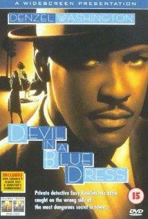 Devil in a Blue Dress (1995) cover