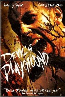 Devil's Playground (2010) cover