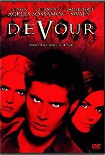 Devour (2005) cover