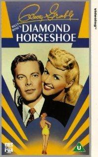 Diamond Horseshoe (1945) cover