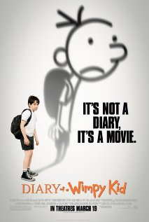 Diary of a Wimpy Kid (2010) cover