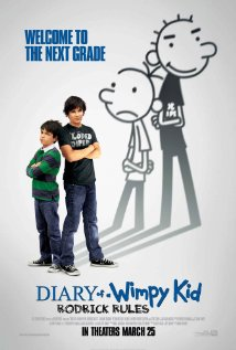 Diary of a Wimpy Kid: Rodrick Rules (2011) cover