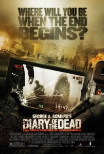 Diary of the Dead (2007) cover