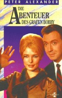 Die Abenteuer des Grafen Bobby (1961) cover