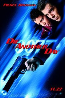 Die Another Day 2002 poster