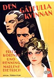 Die Frau, nach der man sich sehnt (1929) cover