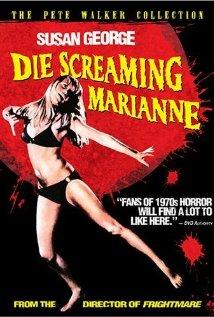 Die Screaming, Marianne (1971) cover