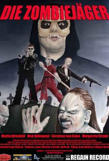 Die Zombiejäger (2005) cover