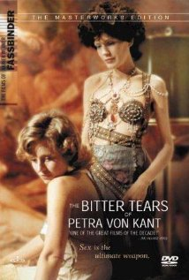 Die bitteren Tränen der Petra von Kant 1972 poster