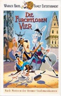 Die furchtlosen Vier (1997) cover