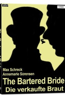 Die verkaufte Braut (1932) cover