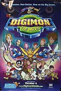 Digimon: The Movie (2000) cover