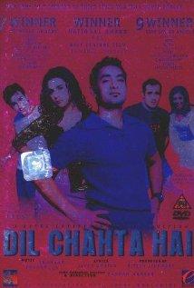 Dil Chahta Hai (2001) cover