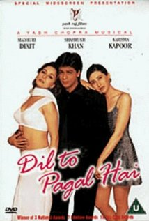 Dil To Pagal Hai 1997 poster