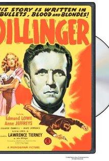 Dillinger (1945) cover