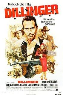 Dillinger 1973 poster