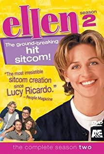 Ellen 1994 poster