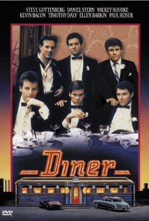 Diner (1982) cover