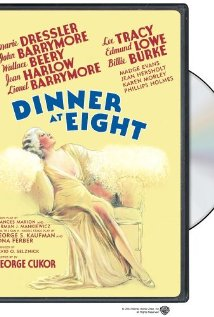 Dinner at Eight (1933) cover