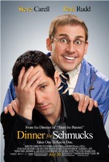 Dinner for Schmucks (2010) cover