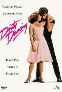 Dirty Dancing 1987 poster
