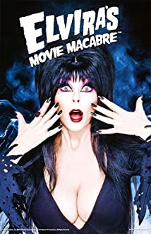 Elvira's Movie Macabre (2010) cover