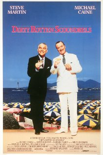 Dirty Rotten Scoundrels (1988) cover