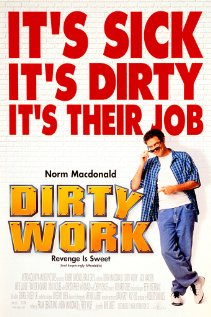 Dirty Work 1998 poster