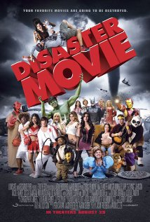 Disaster Movie (2008) cover
