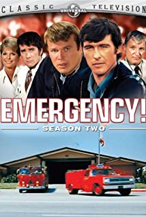 Emergency! (1972) cover