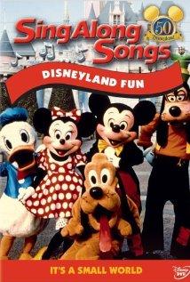 Disney Sing-Along-Songs: Disneyland Fun (1990) cover