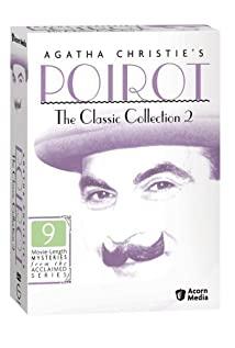 Agatha Christie's Poirot (1989) cover