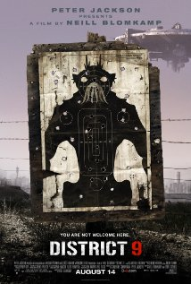 District 9 (2009) cover
