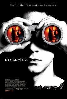 Disturbia (2007) cover