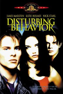 Disturbing Behavior (1998) cover