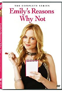 Emily's Reasons Why Not (2006) cover