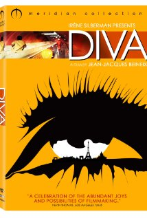 Diva (1981) cover