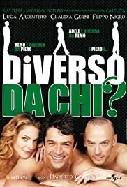 Diverso da chi? (2009) cover