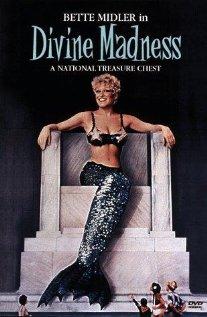 Divine Madness 1980 poster