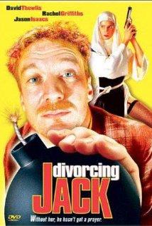 Divorcing Jack (1998) cover