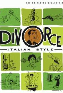 Divorzio all'italiana (1961) cover