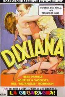Dixiana (1930) cover