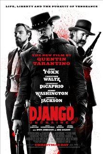 Django Unchained (2012) cover