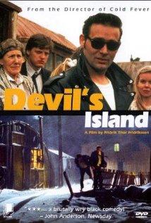 Djöflaeyjan (1996) cover