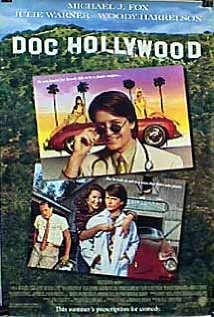 Doc Hollywood (1991) cover