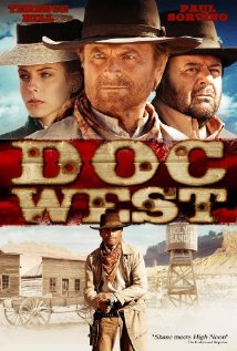 Doc West (2009) cover